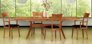Modern Wood Dining Room Tables Shop Copeland Furniture Online Vermont Woods Studios