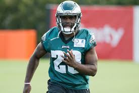 smallwood eagles rookie wendell smallwood ready to rumble
