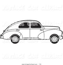 old cars drawings royalty free stock vintage car designs of line drawings