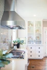 Glass Cabinets Kitchen 252 Best Dream Home Kitchen Images On Pinterest Kitchen