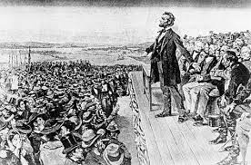 lincoln s gettysburg address 154 years later