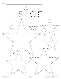 12 free shapes tracing worksheets tracing worksheets