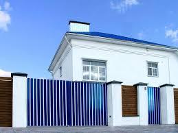 contemporary modern gate designs for homes u2013 home improvement 2017