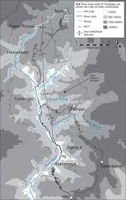 Nepal Map World by Engineering Geomorphology Of The Koshi Highway East Nepal