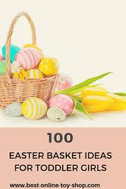 easter 2017 ideas easter basket ideas for toddler girls new 100 easter basket ideas