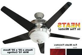 ceiling fans with heater ceiling fan heater light bathroom ceiling