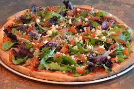 California Pizza Kitchen Tostada Pizza Gallery Gw Grill