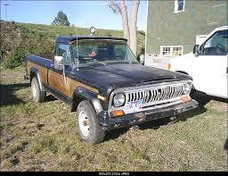 jeep j truck jeepforum com jeep registry gladiator j series trucks