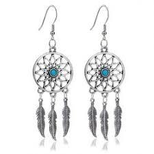 cheap earrings feather earrings cheap wholesale online drop shipping trendsgal