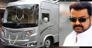 Luxury Caravan Mohanlal U0027s New Luxury Caravan