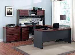 Used U Shaped Desk Metal Desk With Hutch Workstation Desks U Shaped Wood Used For