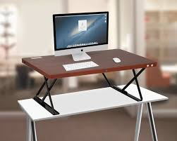 Manual Adjustable Height Desk by Amazon Com Halter Ed 244 Mini Electric Adjustable Desk With