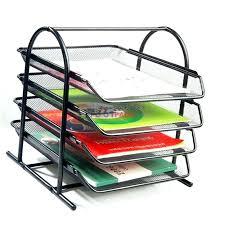 Wire Mesh Desk Organizer Wire Desk Organizer Wire Mesh Desk Organizer Buy 4 Tier Tray Metal