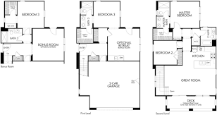 Multigenerational House Plans With Two Kitchens The Multiplier Effect Professional Builder