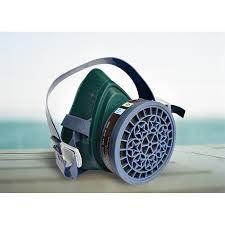 Masker Gas baoweikang masker gas respirator green jakartanotebook