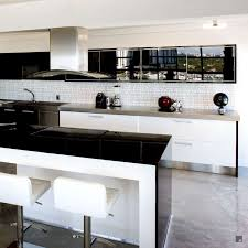 Black Granite Bench Tops Granite Transformations Black U0026 White Kitchen Renovations