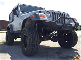 jeep wrangler all terrain tires lifted 2004 jeep wrangler tj on all terrain tires axleboy
