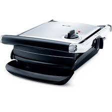 Breville Sandwich Toaster Breville Tg425xl Heavy Duty Stainless Steel Panini Grill Press