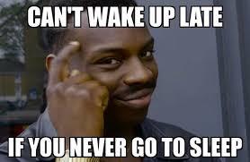 Meme Sleep - sleep meme clever lanterna education