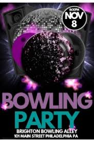customizable design templates for bowling postermywall