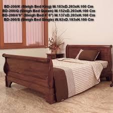 Single Sleigh Bed Bedroom Queen Sleigh Bed Cherry Queen Sleigh Bed Buy Sleigh Bed