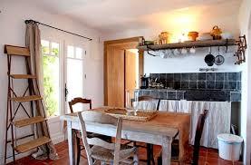 cuisine rustique chic une cuisine rustique chic en toute simplicité