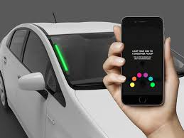 lyft light up beacon uber launching coloured beacon lights and will start showing car