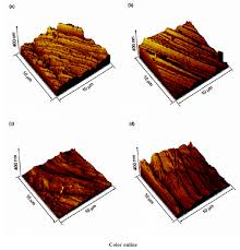 cuisine de nos r馮ions 准晶磨料的 碾抹 特性对软金属表面的平整性 硬度及耐蚀性的影响