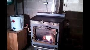 convert your pellet stove or corn stove into a boiler part 2