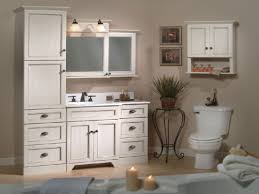 cheap bath vanity cabinets bathroom vanity with linen cabinet