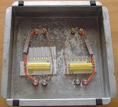 diy speaker amplifier dummy load