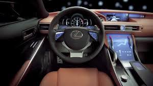 lexus lf lc hybrid concept lexus lf cc world premiere concept commercial 2013 carjam tv hd