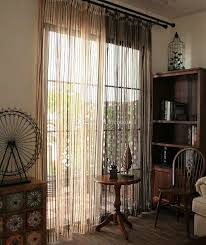richcolor window gauze striped design sheer curtains for living