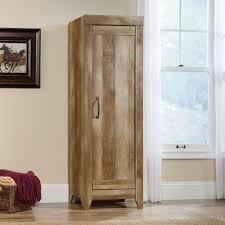 sauder select storage cabinet in white adept storage narrow storage cabinet 418137 sauder
