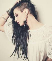 sidecut hairstyle women the 25 best short shaved hairstyles ideas on pinterest pixie