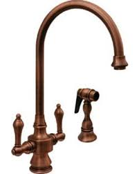 whitehaus kitchen faucet on sale now 42 whitehaus whksdlv3 8101 antique copper faucet