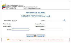 calculo referencial de prestaciones sociales en venezuela cómo calcular las prestaciones sociales en línea