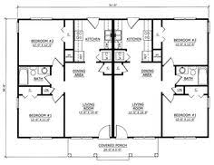 single story duplex designs floor plans simple small house floor plans duplex plan j891d floor plan