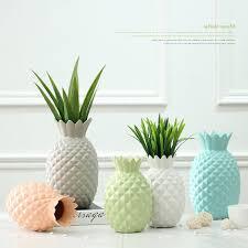 Asa Vase Aliexpress Com Buy New Decorative Ceramic Pineapple Flower Vases