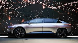 Design Woes by Faraday Future Trying To Raise 1 Billion To Insulate Itself From