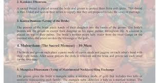 hindu wedding program thing called my indian wedding hindu wedding