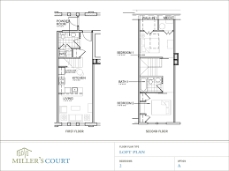 2 bedroom with loft house plans two story house plans with loft homes zone