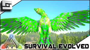 ark survival evolved war paint s2e13 gameplay youtube