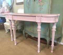 Shabby Chic Console Table Country Console Table Vintage Country Console Sofa Table