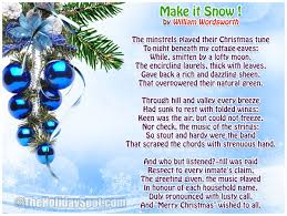 christmas poems poetry