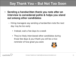 recruiter thank you letter sample sample recruiter thank you