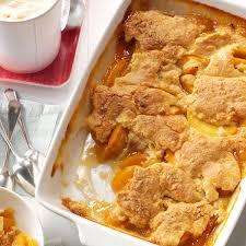 peach kitchen ideas peach recipes taste of home