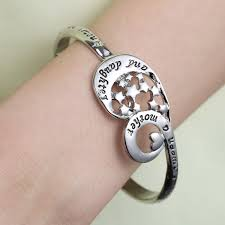 s day bracelet vintage engraved gift hollow out bangles new arrival