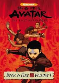 watch avatar airbender book 3 fire avatar