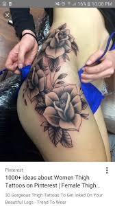 tattoo on thigh ideas 68 best tattoo images on pinterest tatoos thigh tattoos and